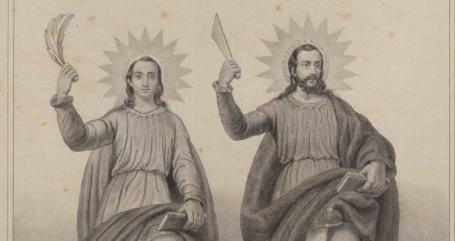 Sts. Crispin and Crispinian