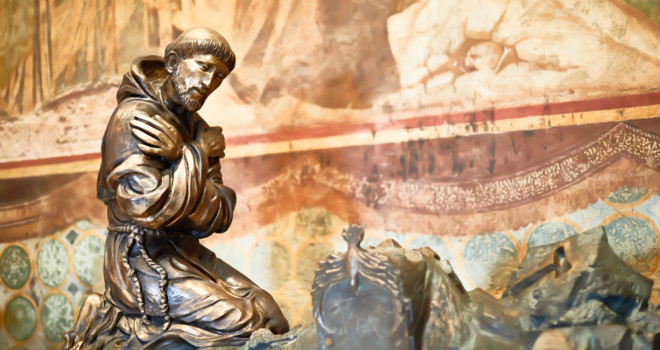 St. Francis of Assisi: Lover of the Eucharist