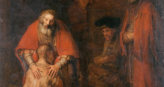 Three Lessons From Rembrandt's Prodigal Son